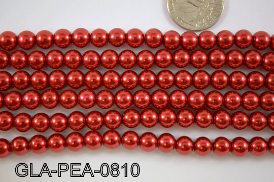 Glass Pearl 8mm GLA-PEA-0810