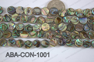 Abalone Coin 10mm ABA-CON-1001