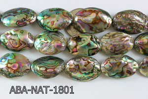 Abalone Natural Shape ABA-NAT-1801