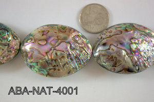 Abalone Natural Shape ABA-NAT-4001