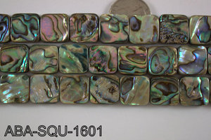 Abalone Square 16x16mm ABA-SQU-1601