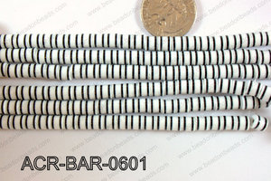 Acrylic Barrel 6mm ACR-BAR-0601