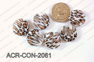 Acrylic Coin 500g Bag 20mm ACR-CON-2061