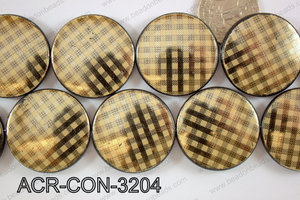 Acrylic Coin 32mm ACR-CON-3204