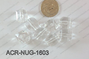 Acrylic Nugget 500g Bag 16mm ACR-NUG-1603