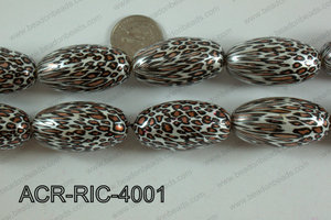 Acrylic Rice 20x40mm ACR-RIC-4001