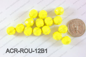 Acrylic Round 500g Bag 12mm ACR-ROU-12B1