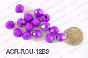 Acrylic Round 500g Bag 12mm ACR-ROU-12B3