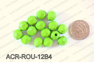 Acrylic Round 500g Bag 12mm ACR-ROU-12B4