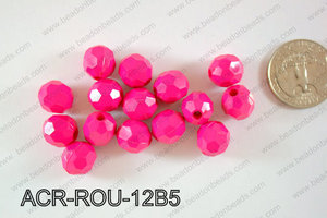Acrylic Round 500g Bag 12mm ACR-ROU-12B5