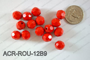 Acrylic Round 500g Bag 12mm ACR-ROU-12B9