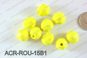 Acrylic Round 500g Bag 15mm ACR-ROU-15B1