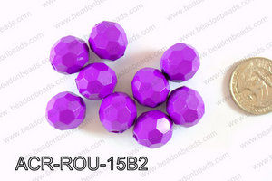 Acrylic Round 500g Bag 15mm ACR-ROU-15B2