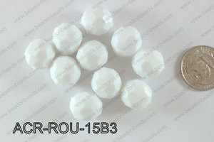 Acrylic Round 500g Bag 15mm ACR-ROU-15B3