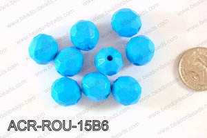 Acrylic Round 500g Bag 15mm ACR-ROU-15B6