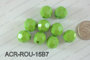 Acrylic Round 500g Bag 15mm ACR-ROU-15B7