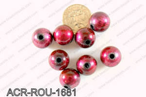 Acrylic Round 500g Bag 16mm ACR-ROU-1681
