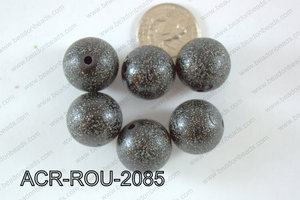 Acrylic Round 500g Bag 20mm ACR-ROU-2085