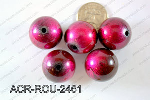 Acrylic Round 500g Bag 24mm ACR-ROU-2461
