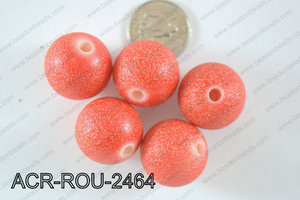Acrylic Round 500g Bag 24mm ACR-ROU-2464