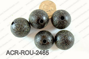 Acrylic Round 500g Bag 24mm ACR-ROU-2465