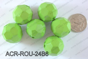 Acrylic Round 500g Bag 24mm ACR-ROU-24B6