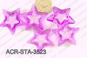 Acrylic Star 500g Bag 35mm ACR-STA-3523