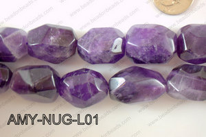 Amethyst Nugget Large  AMY-NUG-L01