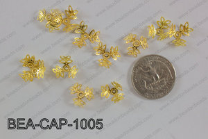 Bead cap filigree Bag 10mm BEA-CAP-1005