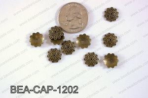 Bead Cap 250g Bag 12mm BEA-CAP-1202