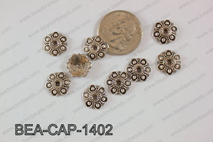 Bead Cap 250g Bag 14mm BEA-CAP-1402