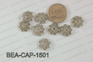 Bead Cap 250g Bag 15mm BEA-CAP-1501