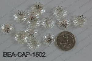 Bead cap 250g Bag 15mm BEA-CAP-1502