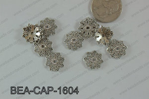 Bead Cap 250g Bag 16mm BEA-CAP-1604