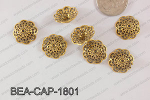 Bead Cap 250g Bag 18mm BEA-CAP-1801
