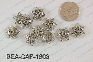 Bead Cap 250g Bag 18mm BEA-CAP-1803