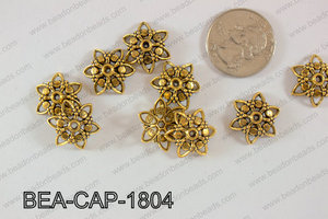 Bead Cap 250g Bag 18mm BEA-CAP-1804