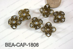 Bead Cap 250g Bag 18mm BEA-CAP-1806