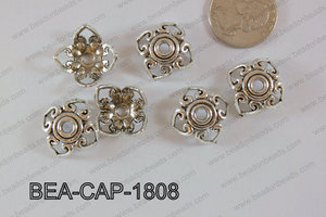 Bead Cap 250g Bag 18mm BEA-CAP-1808