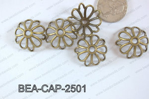 Bead Cap 250g Bag 25mm BEA-CAP-2501