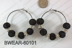 Basketball Wives Earring 60mm BWEAR-60101