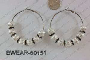 Basketball Wives Earring 60mm BWEAR-60151