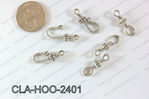 Clasp Hook 250g Bag 24mm CLA-HOO-2401