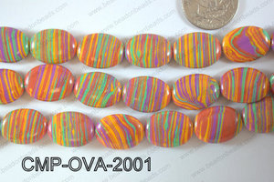 Composite Oval 20mm CMP-OVA-2001