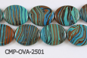 Composite Oval 25X30mm 16'' CMP-OVA-2501