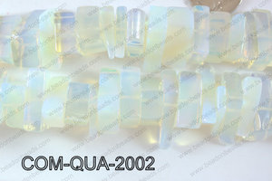 Composite Quartz Chips 10x20mm COM-QUA-2002
