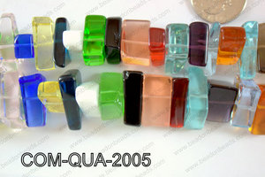 Composite Quartz Chips 10x20mm COM-QUA-2005
