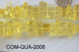 Composite Quartz Chips 10x20mm COM-QUA-2006