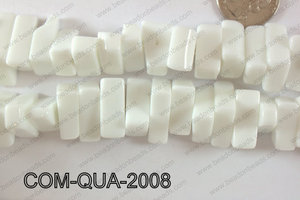 Composite Quartz Chips 10x20mm COM-QUA-2008
