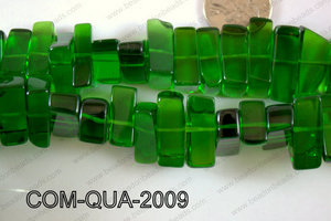 Composite Quartz Chips 10x20mm COM-QUA-2009